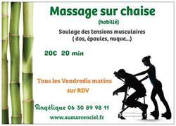 camping du Jard massage