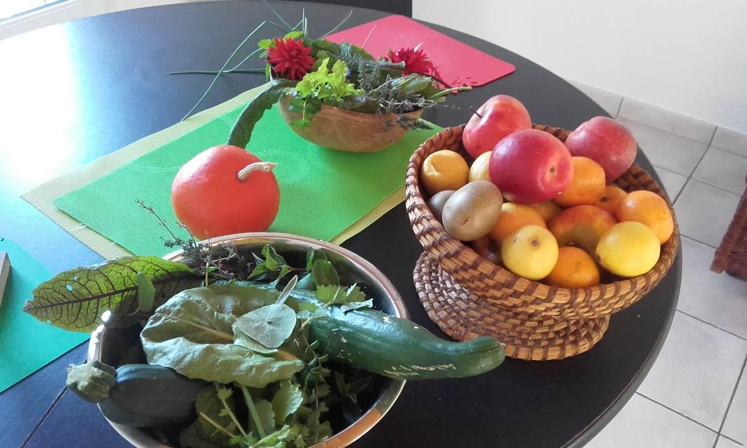 Atelier de cuisine saine et créative
