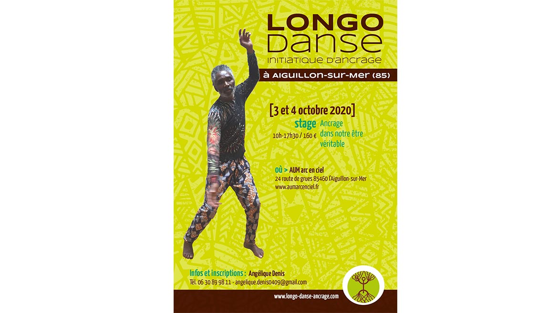 Longo stage 3-4 octobre 2020 Aum Arc-en-Ciel